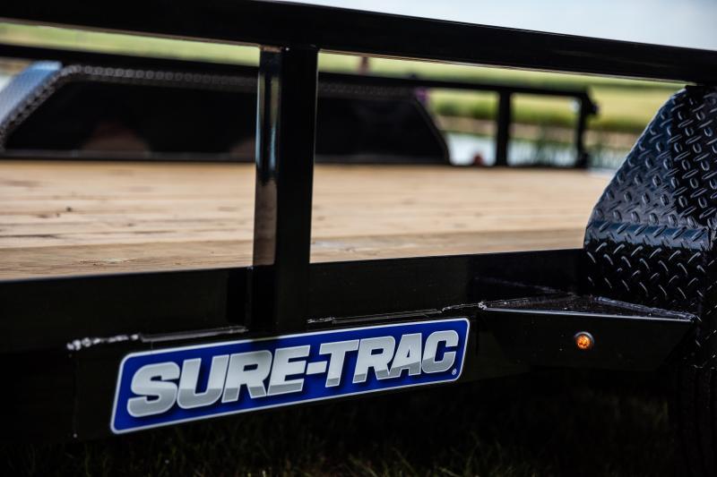 2020 Sure-Trac 7 x 16 TA 10K Utility Trailer