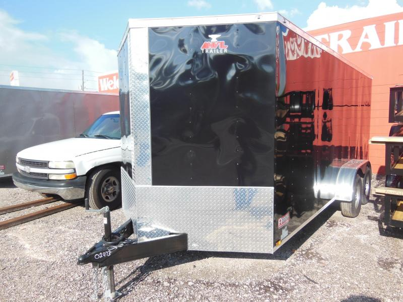 Anvil 7 x 16 ATC Enclosed Cargo Trailer