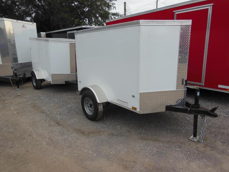 Anvil 4 X 6 Enclosed Cargo Trailer