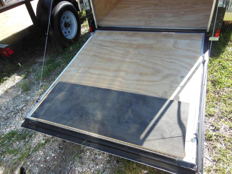 2020  Anvil 5 x 8 extra height Enclosed Cargo Trailer