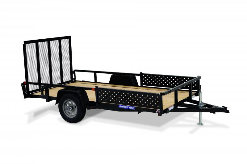 2020 Sure-Trac 6 X 12 SA ATV ATV Trailer