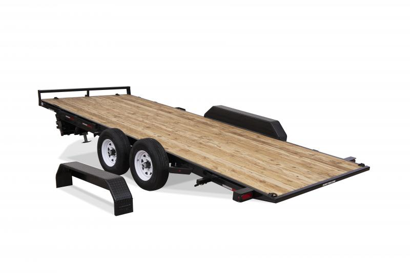 2020 Sure-Trac 7x18 TILT DECK -POWER Car / Racing Trailer