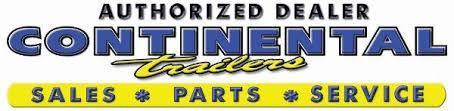 Continental Trailers ACTP2870B  Pontoon Boat Trailer