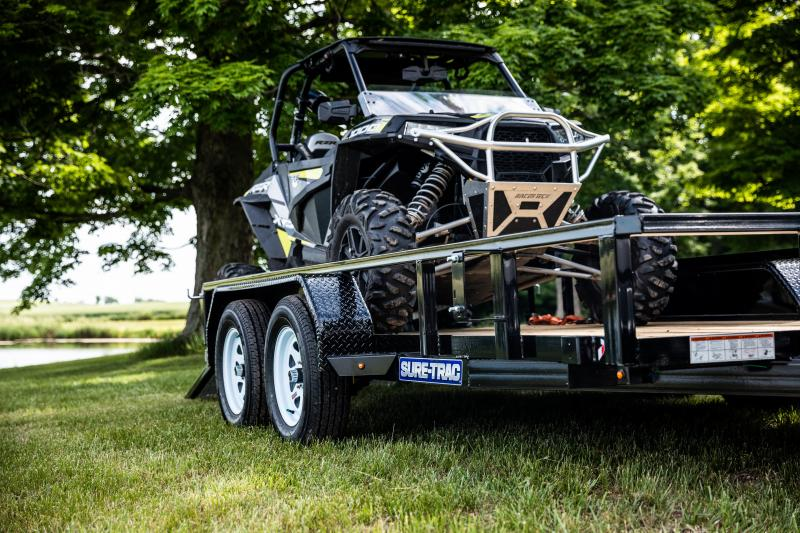 2020 Sure-Trac 7 X 20 TA 10K Utility Trailer
