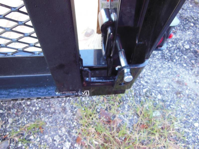 2020 Sure-Trac 7 X 12 SA Utility Trailer