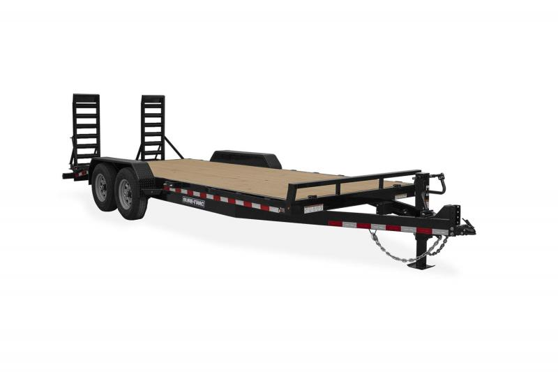 2020 Sure-Trac 7 x 16 IMPLEMENT 14K Equipment Trailer