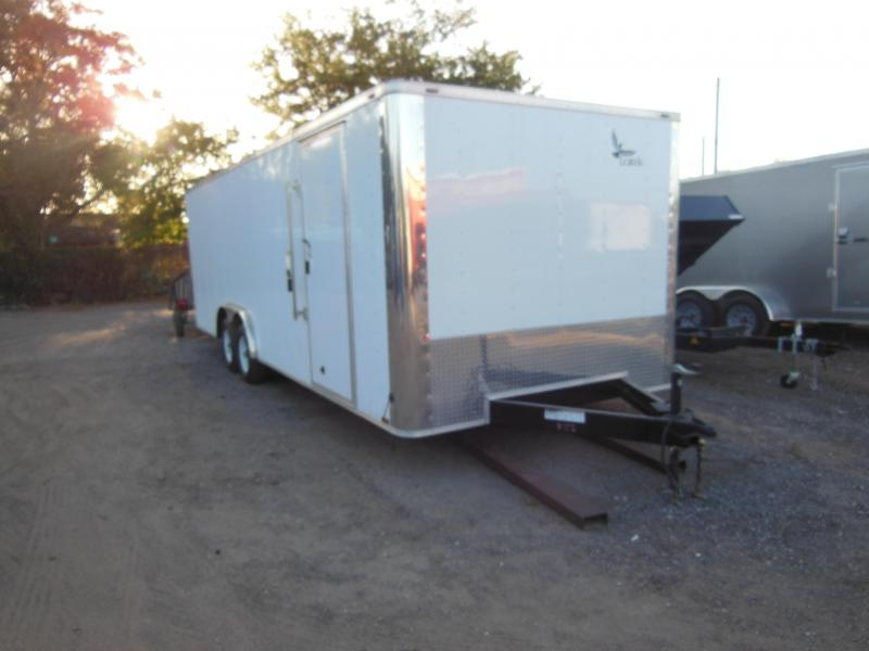 8.5 x 24 Car Hauler Car / Racing Trailer