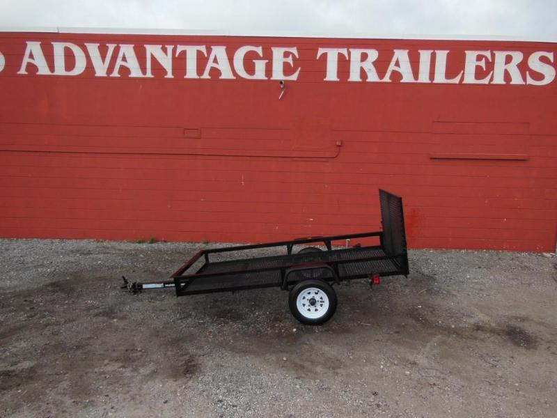 2020 Triple Crown Trailers 4 x 8 ES Utility Trailer