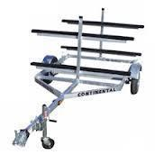 Continental Boat Trailers - All sizes starting @