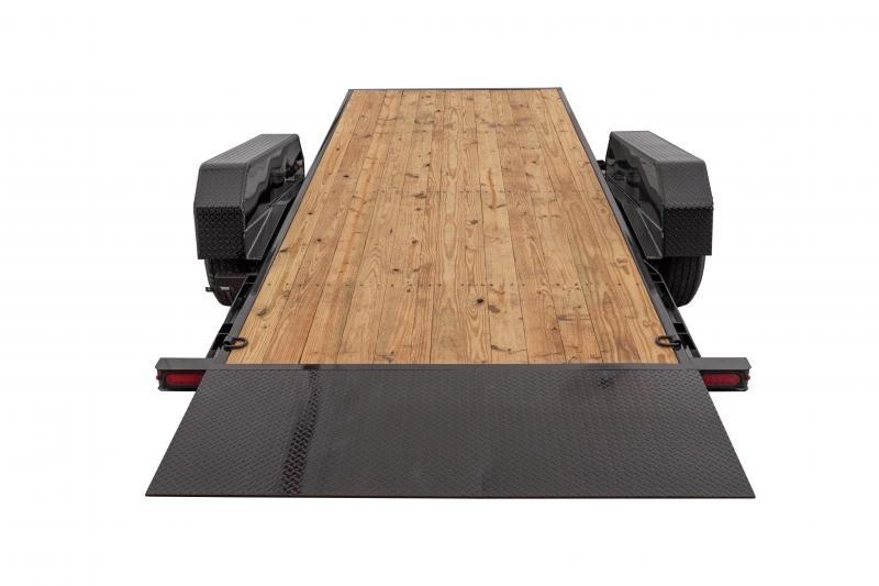 2020 Sure-Trac 7x18+4 TILT BED TA 10K Equipment Trailer