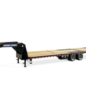 2020 Sure-Trac 8.5X20+10 HD-LP-DO-W/HYDRAULIC BEAVERTAIL 32K Equipment Trailer