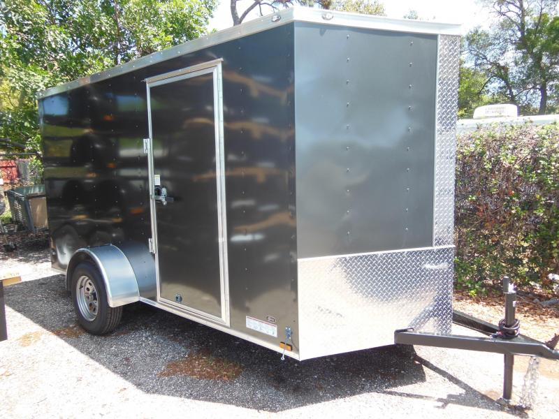 2020  Anvil 6 x 12 ATC Enclosed Cargo Trailer
