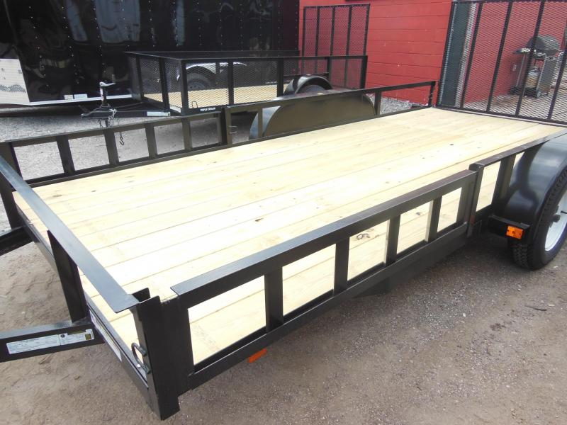 7 X 16 Dual Axle ATV Trailer