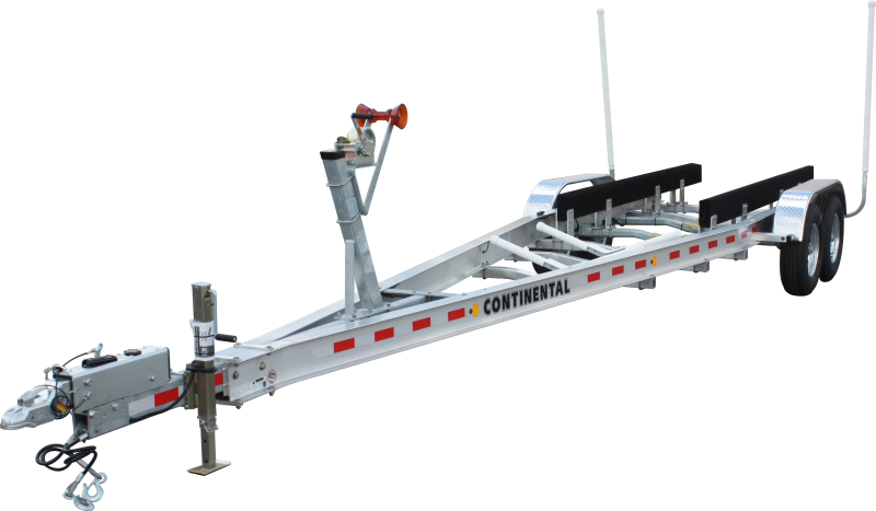 Continental Trailers CTA2585B  Drive on Boat Trailer