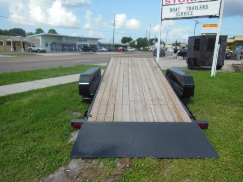2020 Sure-Trac 7X16+4 TILT BED TA 16K Equipment Trailer