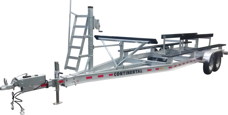 Continental Trailers CAT2360B Catamaran Boat Trailer