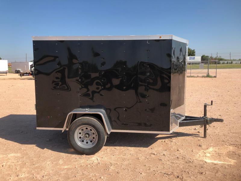 2019 Salvation Trailers 5X10ENCLOSED Enclosed Cargo Trailer