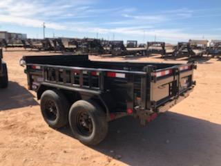 2020 Load Trail 6'x10' 9990 GVW Dump Trailer