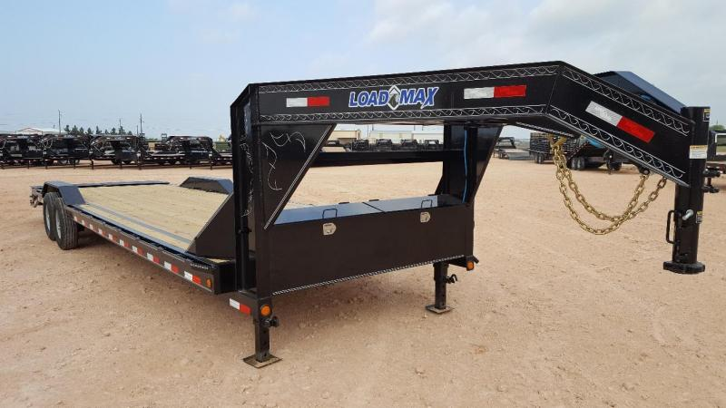 2020 Load Trail GC0230 14K Gooseneck Trailer w/ MAX Ramps