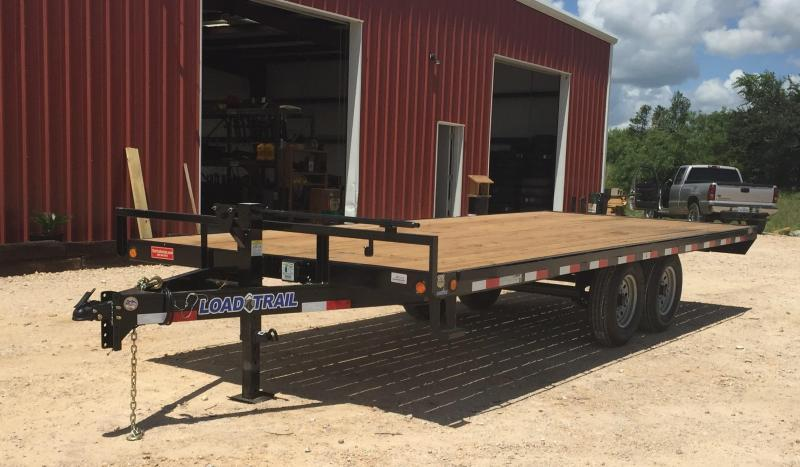 2020 Load Trail DK0220 Equipment Trailer