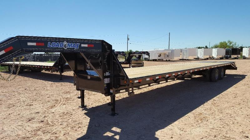 "2020 Load Trail 102"" X 40' Tandem Heavy Duty Gooseneck Equipment Trailer"