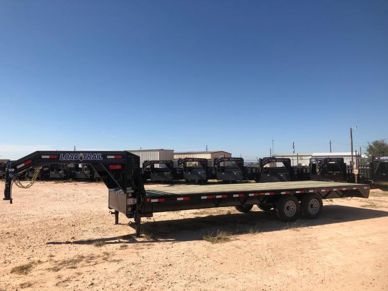 2019 Load Max GH0225 Equipment Trailer