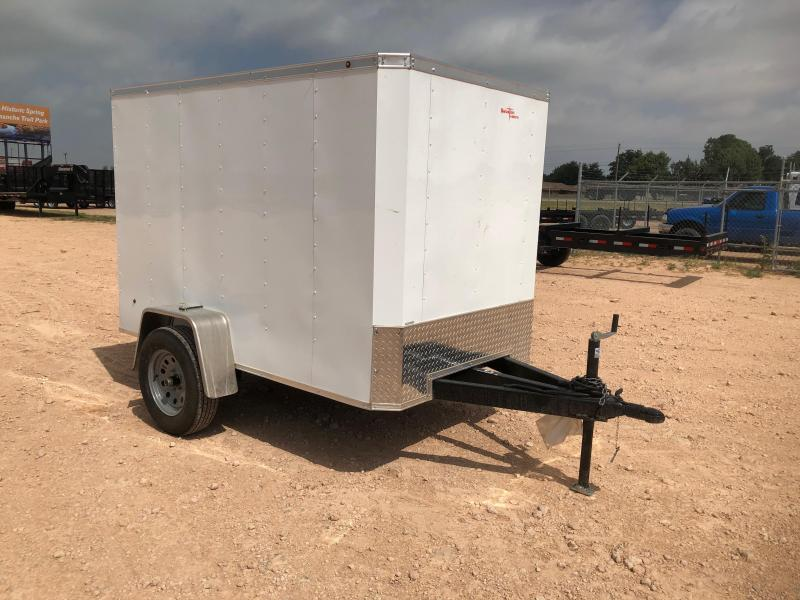 2020 Salvation Trailers 5X8ENCLOSED Enclosed Cargo Trailer