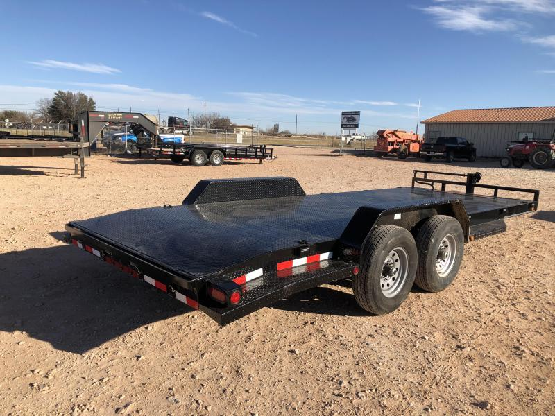 2020 Load Trail 14K Steel Deck carhauler/ Equipment Hauler