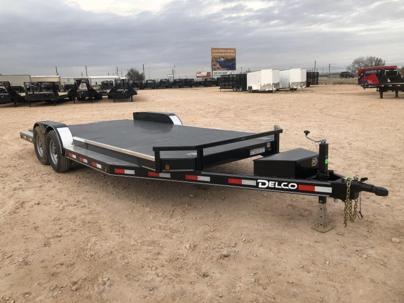 2020 Delco Trailers BC8320 Car / Racing Trailer