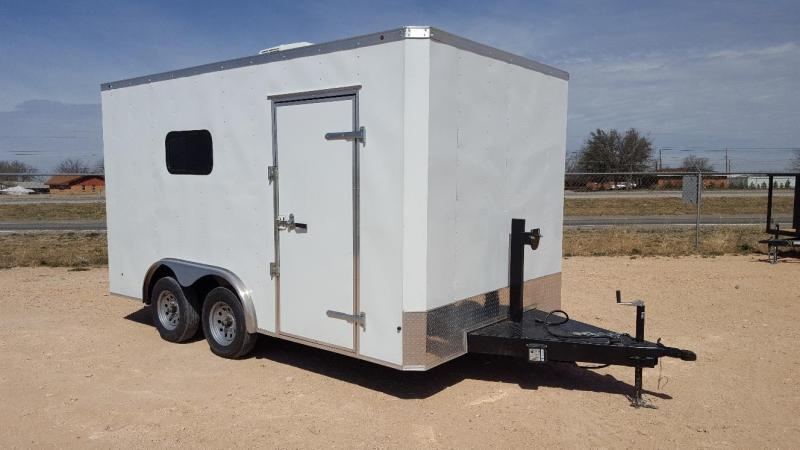 2020 Salvation Trailers 8.5 x 14' Office Trailer