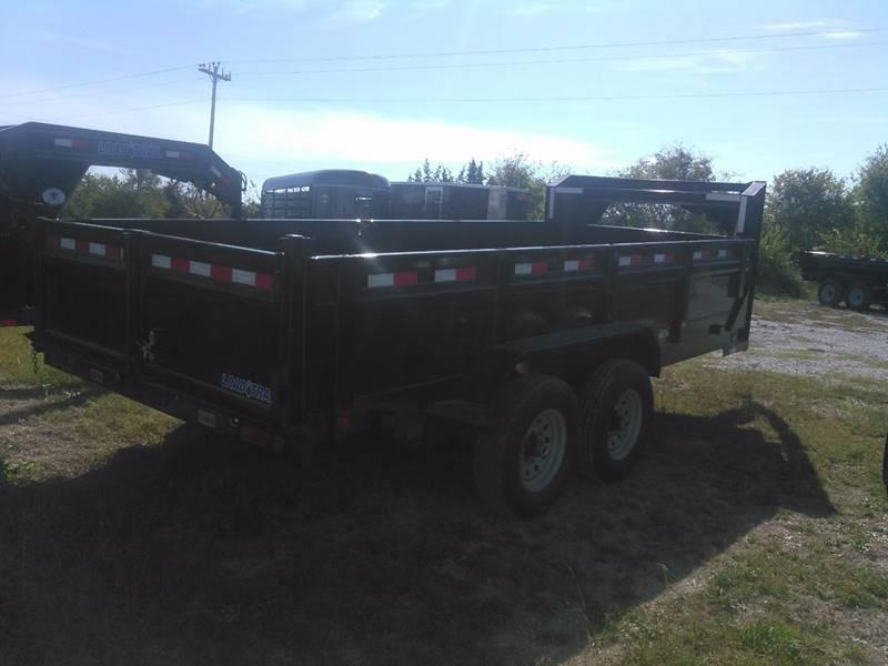 """2019 Load Trail Gooseneck Dump w/scissor lift 83"""" x 16' 2 - 7000 Lb Dexter Axles"""