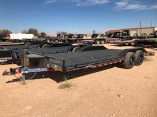 "2020 Load Trail 102""x20' Blackwood Carhauler"