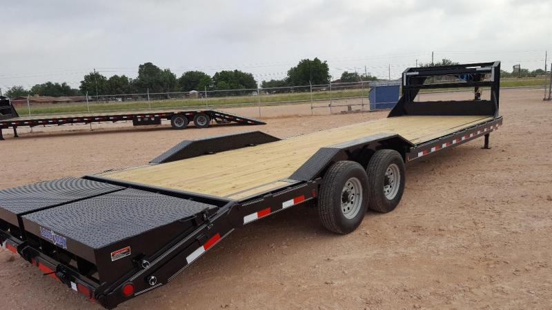 2020 Load Trail GC0234 14K Gooseneck Trailer w/ MAX Ramps