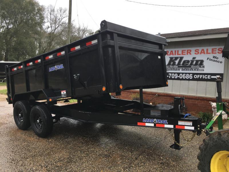 2020 Load Trail 83x14x3 Dump Trailer