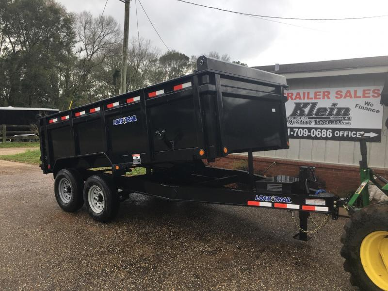 2020 Load Trail 83x14 x3 Dump Trailer