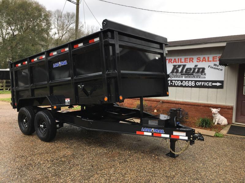 2020 Load Trail 83x14x4 Dump Trailer