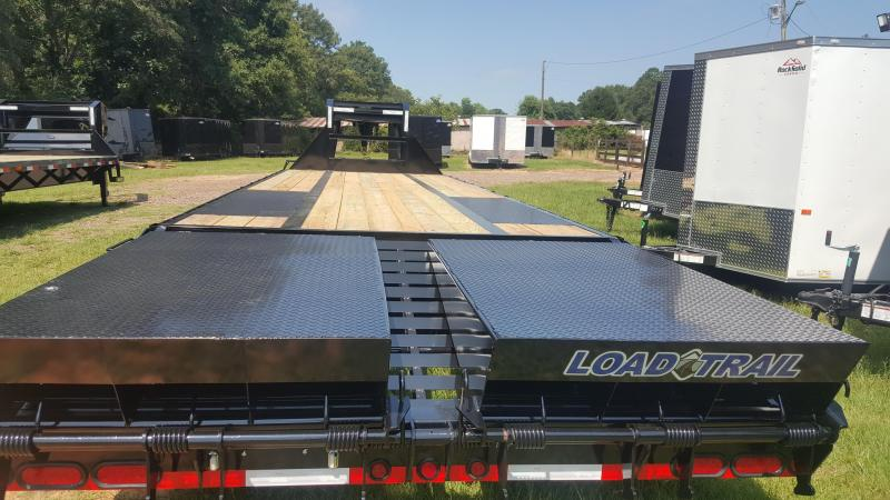 2019 Load Trail GP24 Low-Pro 102 x 28 Equipment Trailer