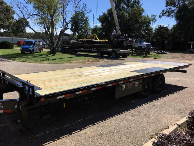 2020 Load Trail Tilt Deck 102x24 Equipment Trailer