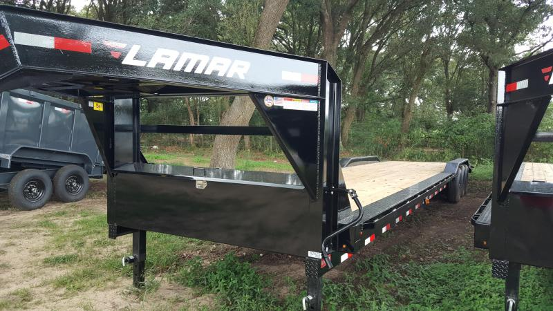 2019 Lamar Trailers 102X38 Equipment Trailer