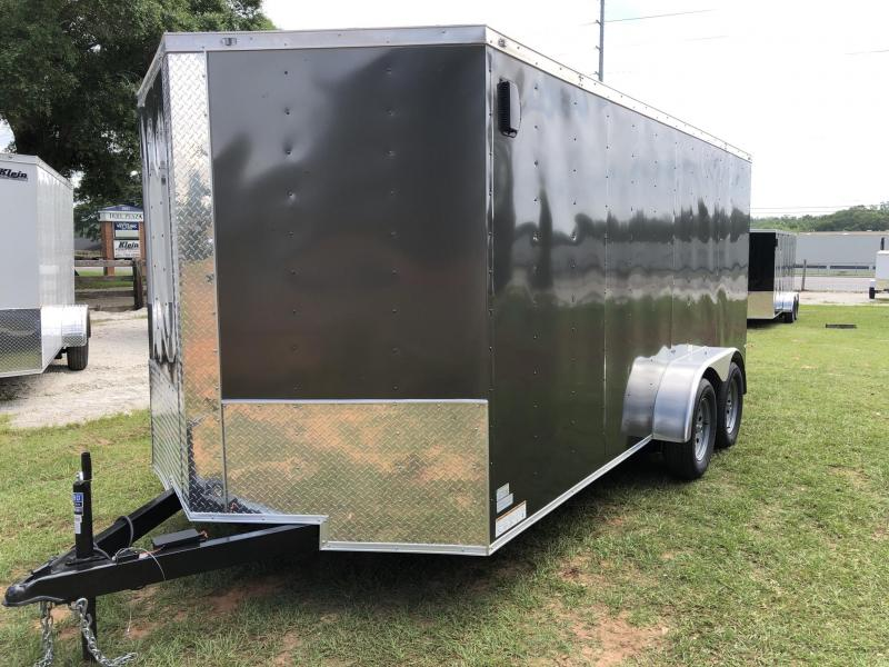 2020 Other 7X16 TA Enclosed Cargo Trailer