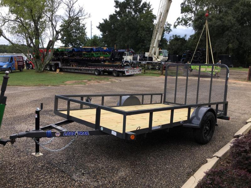 2020 Load Trail 77x12 Single Axle Utility Utility Trailer