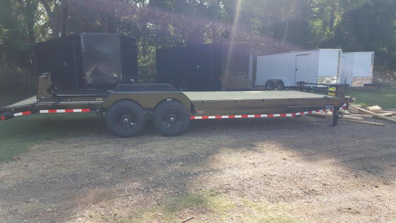 2020 Load Trail 83x24 Car / Racing Trailer
