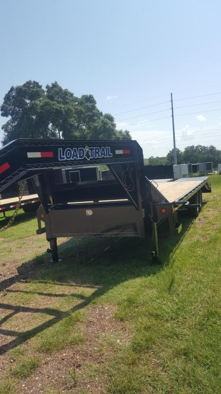 2019 Load Trail GH14 Heavy Duty 102 x 25 Equipment Trailer