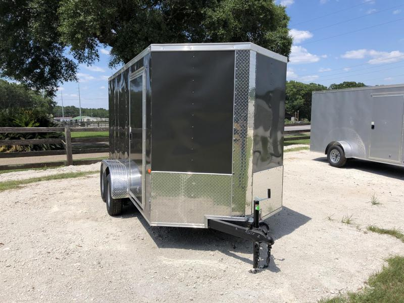 2020 Rock Solid Cargo 6X12 TA Enclosed Cargo Trailer