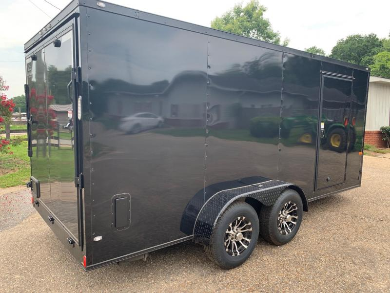 2019 Rock Solid Cargo 7x16 Upgraded Enclosed Enclosed Cargo Trailer