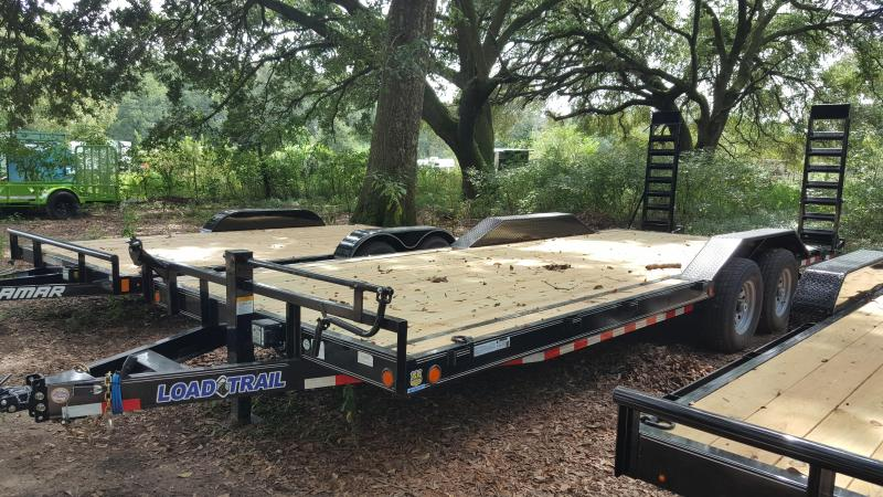 2019 Load Trail 102x22 Car / Racing Trailer