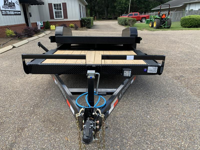 2019 Iron Bull 83x20 Equipment Trailer