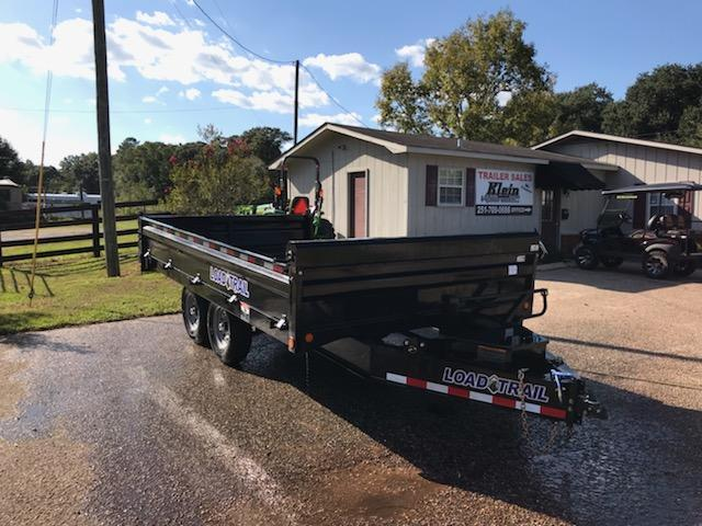 2019 Load Trail DZ14 96 x 14 Dump Trailer