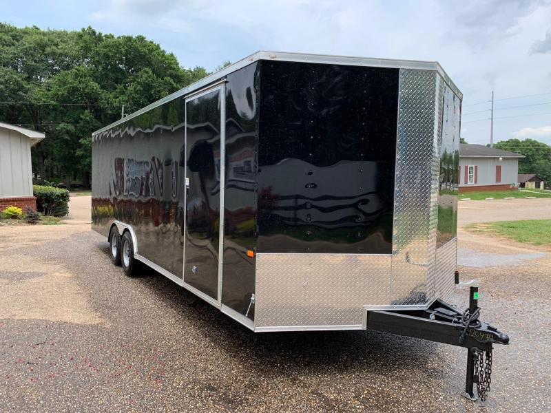 2020 Rock Solid Cargo 8.5x24 Enclosed Cargo Trailer