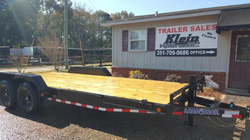 2020 Load Trail 83x20 Tandem Axle Equipment Trailer